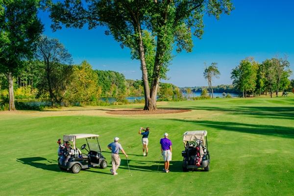 Golf Augusta Georgia