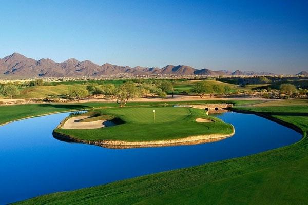 Golf TPC Scottsdale