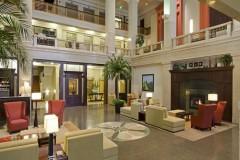 3 noches Hilton Garden Inn Downtown Indianapolis (Carrera y Desfile)
