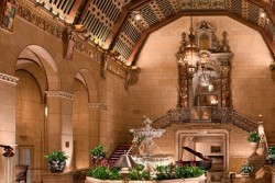 4 Noches Biltmore Los Angeles Downtown