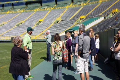 28 de nov.: Rams vs Packers