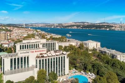 3 noches Swissotel The Bosphorus Istanbul