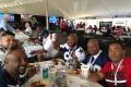 Dallas Cowboys Pregame Tailgate Fans