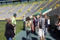 Lmabeau Field Stadium Tour Field Access