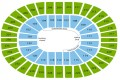 National Finals Rodeo Seating Chart