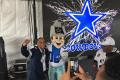 Dallas Cowboys Mascot