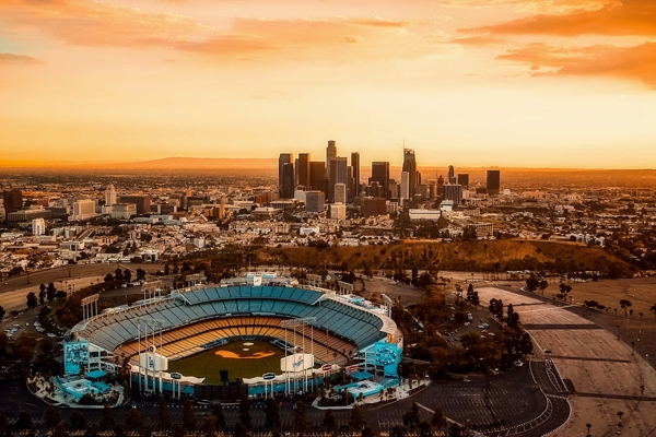 2020 MLB All Star Game at Dodgers Stadium