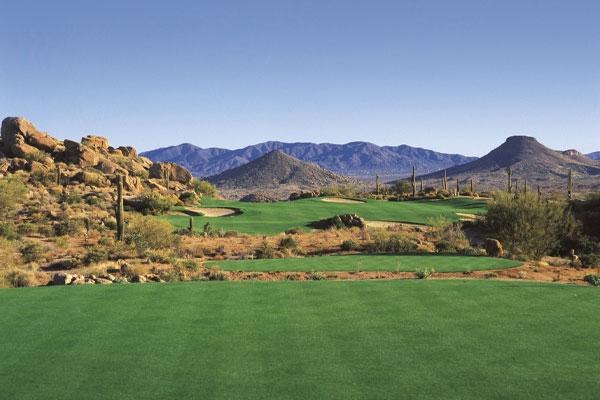 Grayhawks Golf Club Scottsdale Arizona