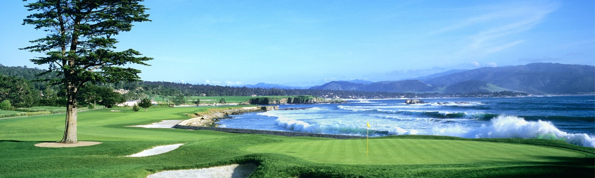 Pebble Beach Golf Packages